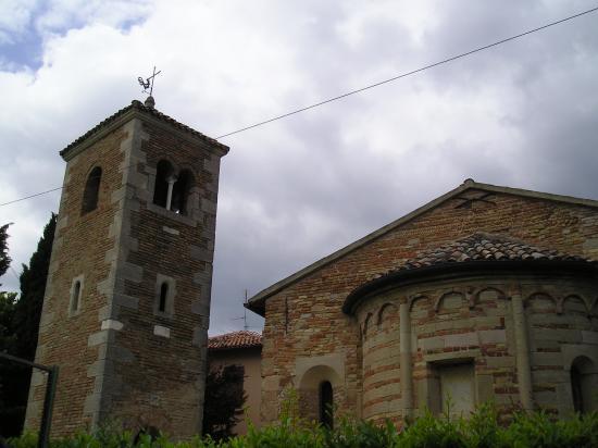 Pieve Romanica Di San Salvatore