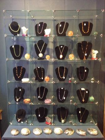 Rock Star Crystals: Jewelry Display