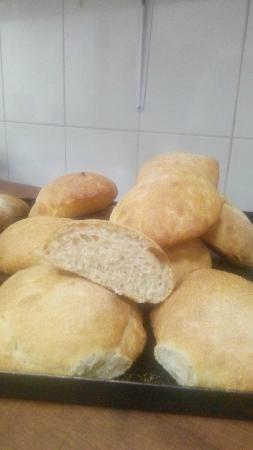 Todo Sabor: el pan de harina 00