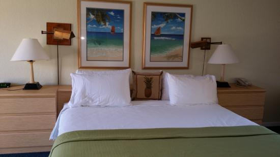 Ventura Resort: master bedroom