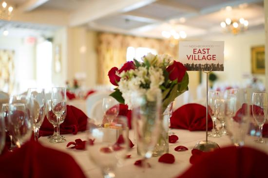 The Milleridge Inn Beautiful Reception In Philodendrum Room