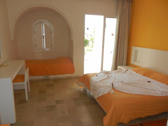 Playa Sidi Mehrez, Túnez: Pokój