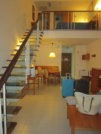 Riu Oliva Beach Resort Family Room