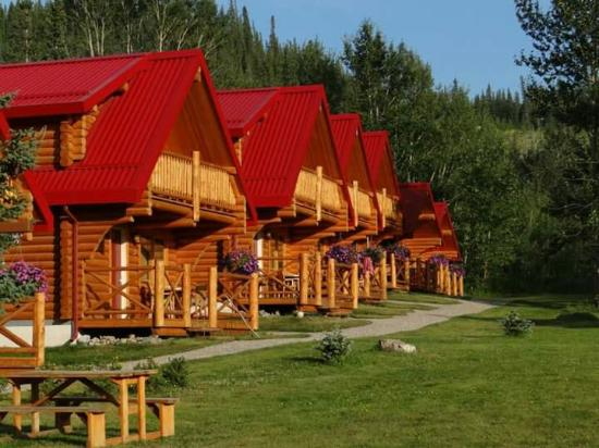 Merveilleux Pocahontas Cabins: FB_IMG_1445803354991_large
