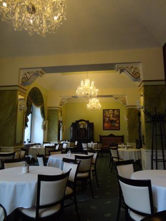Hotel Praga 1885: Étterem/reggeliző
