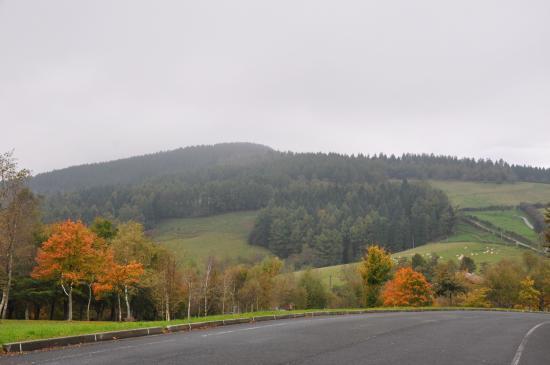 Urkiola Natural Park: vista