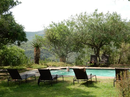 Rorke's Drift, Sydafrika: Pool