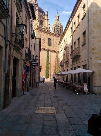 Calle libreros picture of salamanca casco historico - Calle valencia salamanca ...