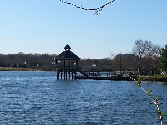 College Park, MD: Lake Artemesia