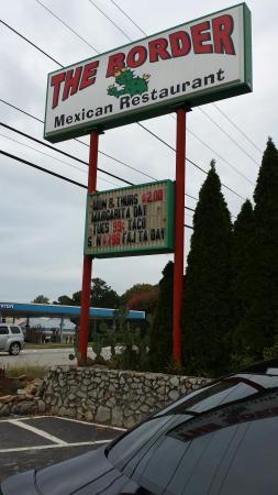 The Border Mexican Restaurant