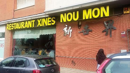 Restaurante Chino Nou Mon