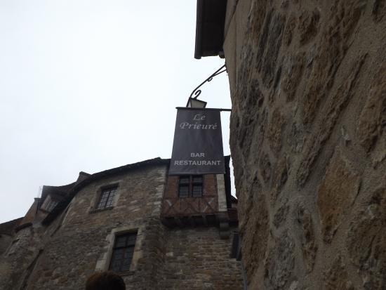 Carennac, Fransa: La pencarte