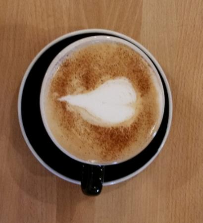 A Latte at Velocity