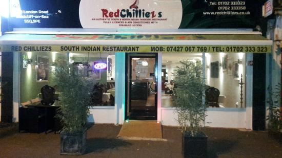 Indian Restaurants Near Southend Airport