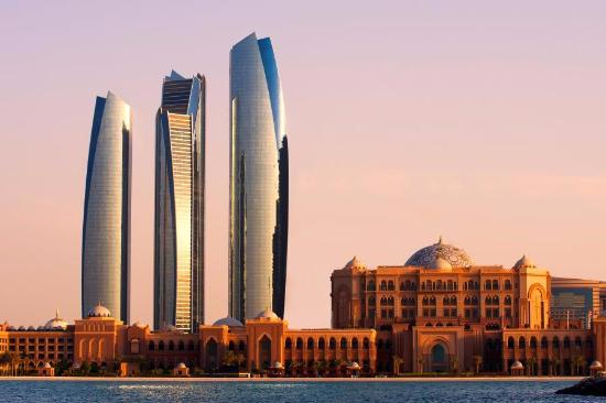 Emirato de Abu Dabi, Emiratos Árabes Unidos: Abu Dhabi Towers