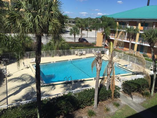 America's Best Inns Altamonte Springs/Orlando: Vista desde la habitacion