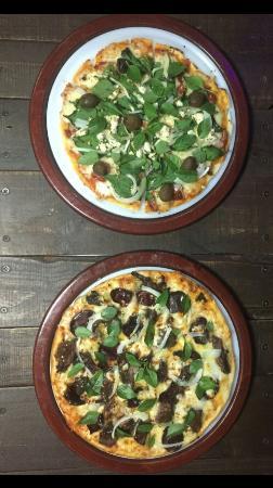 Melhor pizza de Niteroi!