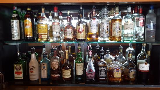 Athabasca, Canada : Bar
