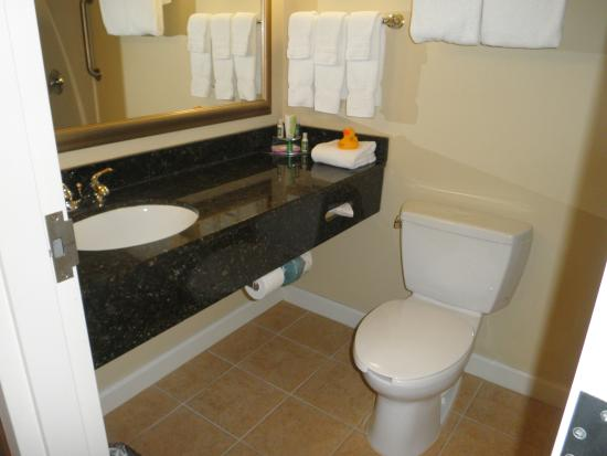 BEST WESTERN PLUS Vineyard Inn & Suites: Super clean