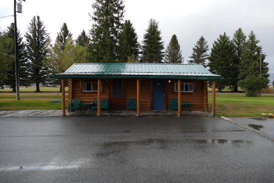 Sportsman's Lodge: La cabane du pêcheur