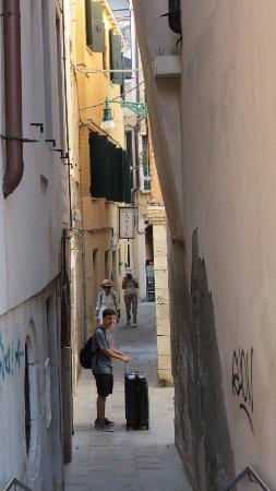 Casa Arte: Camino al Hotel