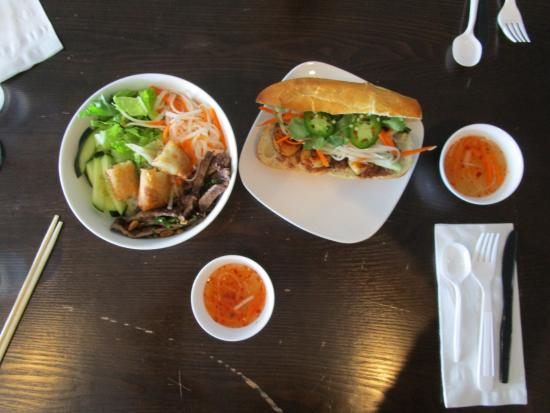 Photo of Asian Restaurant Chao Vietnamese Street Food at 7854 E 96th St, Fishers, IN 46037, United States