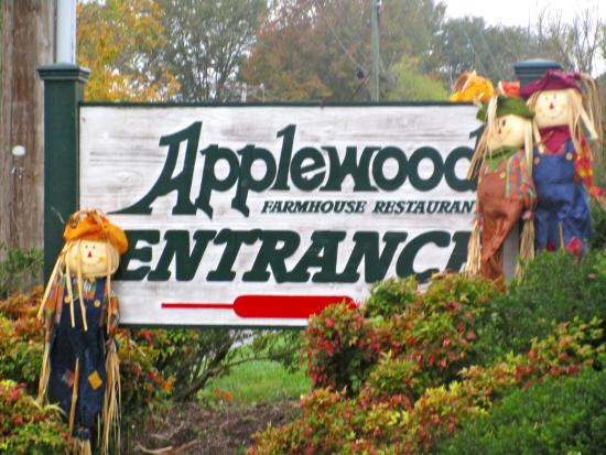 Applewood Farmhouse Restaurant in October Picture of Applewood Farmhouse Re