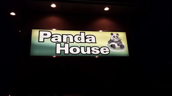 Panda House Chinese Restaurant: Panda Express=Branson