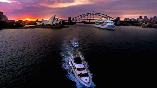 Sydney Harbour Exclusive