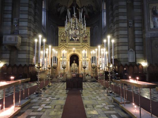 Interno Cupola Picture Of Chiesa Serbo Ortodossa Di San