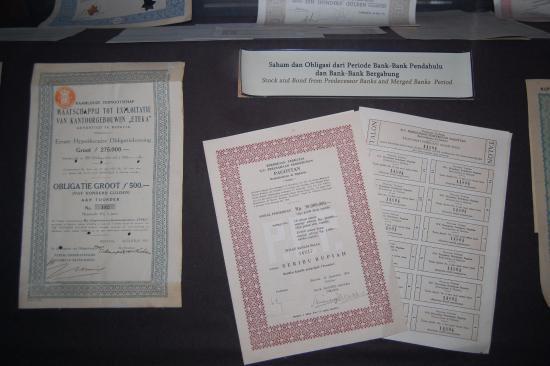 Surat Berharga Jaman Dahulu Picture Of Mandiri Museum