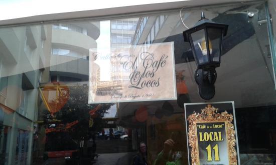 Cafe De Los Locos