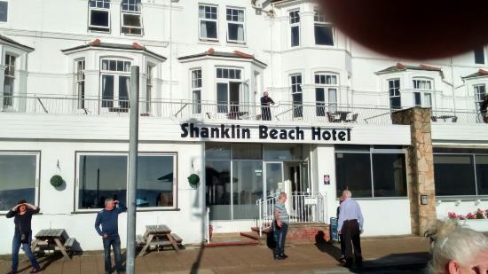 Shanklin Beach Hotel