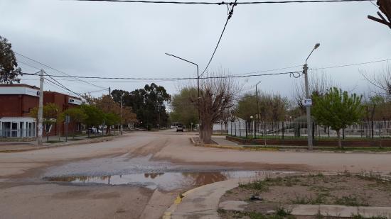 Rincon de los Sauces, Argentyna: Calles de Rincón de los Sauces
