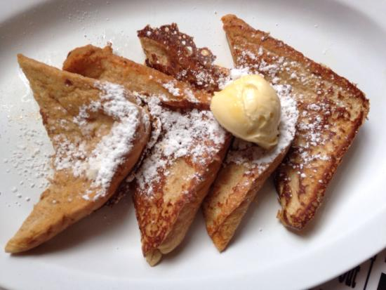 Lake Helen, FL: French Toast! Yum!