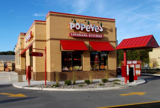 Popeye S Louisiana Kitchen Restaurant