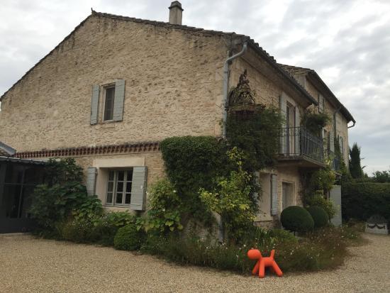 La Maison de Line : 18th century farm house