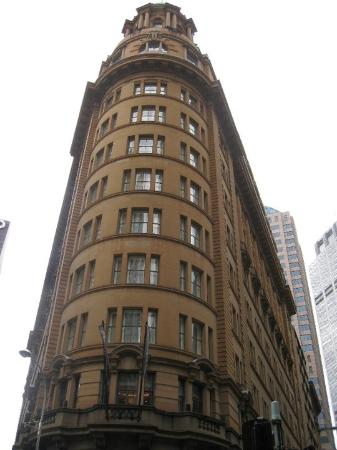 Radisson Blu Plaza Hotel Sydney: 外観