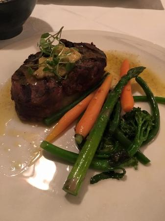 Astor Grill: Angus Scotch Fillet