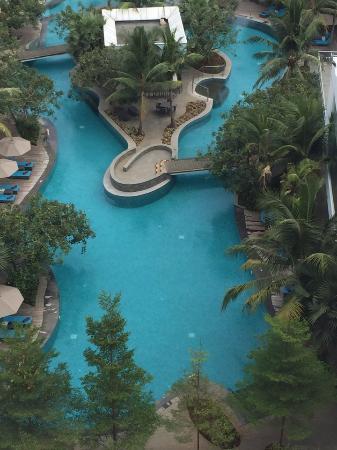 Pool Picture Of Doubletree By Hilton Hotel Jakarta Diponegoro Jakarta Tripadvisor