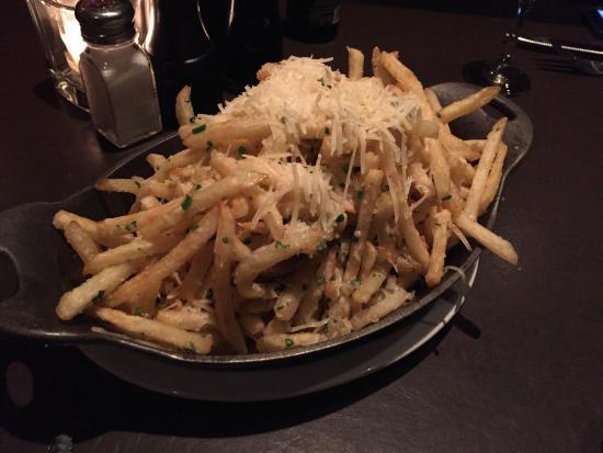 Montvale, NJ : truffle fries