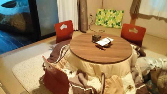 Yotsuba : お風呂、客室、夕食