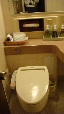 Kanazawa Kokusai Hotel : 浴室