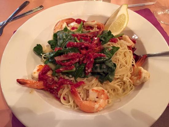 Pasquale's Ristorante & Pizzeria: Here's how the shrimp misto looks like