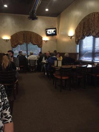 Madison, OH: inside dinning room