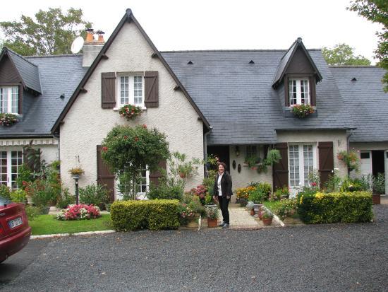 Saint-Michel-sur-Loire, Francja: la maison