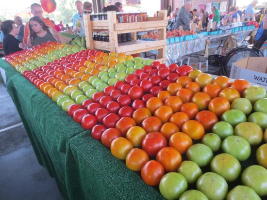 City Market: Great colors