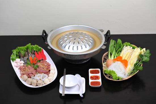 Charcoal Thai