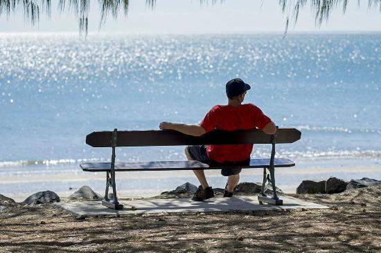 The Beach Motel Hervey Bay: Relax in Hervey Bay at the Beach Motel