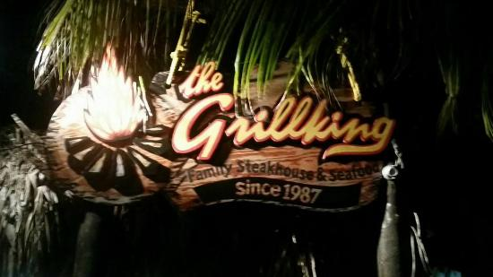 Grill King Family Steakhouse and Seafood: Grill King